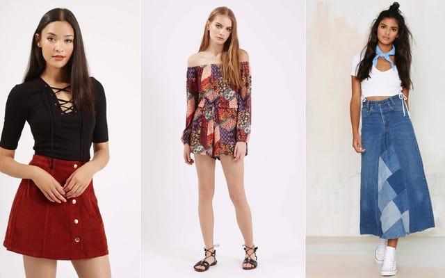 ทำไมร้านค้าทุกแห่งถึงอยากให้ฉันใส่เสื้อผ้าน่าเกลียดในฤดูใบไม้ร่วงนี้?