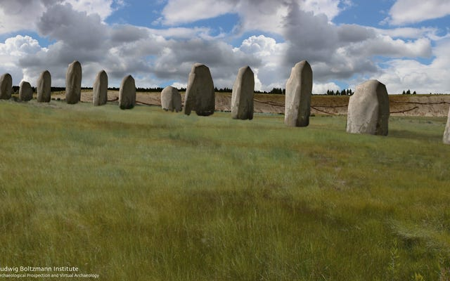 Археологи сделали еще одно удивительное открытие возле Стоунхенджа
