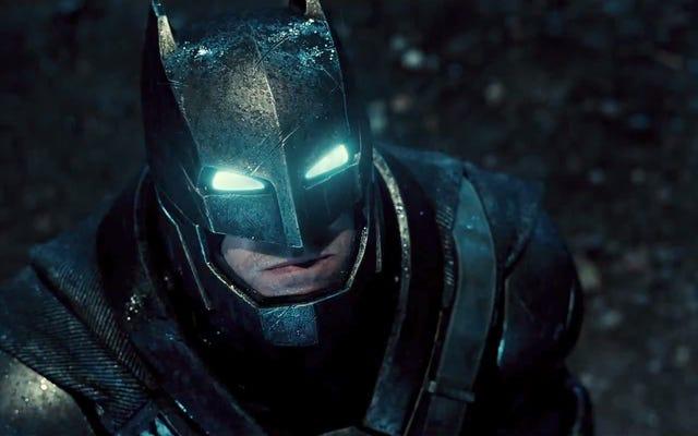 Batman của Ben Affleck xuất sắc đến mức anh ấy sẽ trở thành nhân vật chính thực sự của Batman v Superman