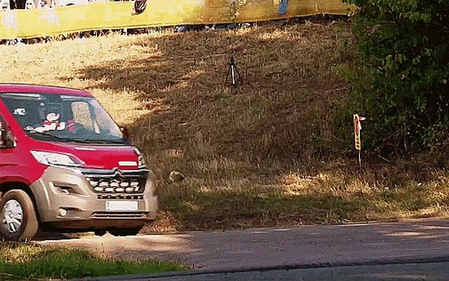 Il grande concorso WRC Van Stage/Car Drawing è stato una specie di successo