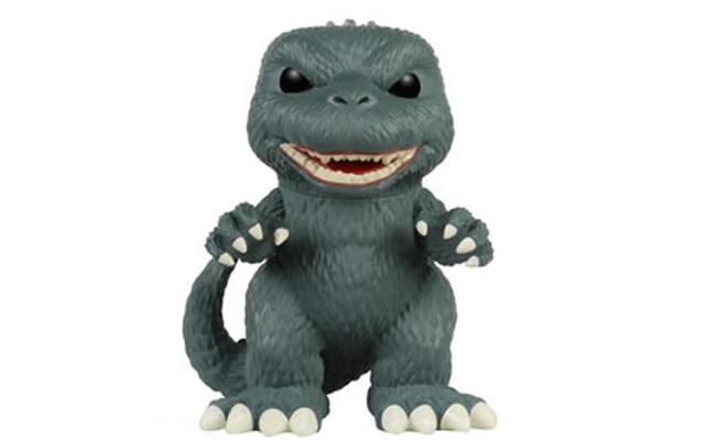 Godzilla jest teraz królem Funko Pops, podobnie jak Kaiju