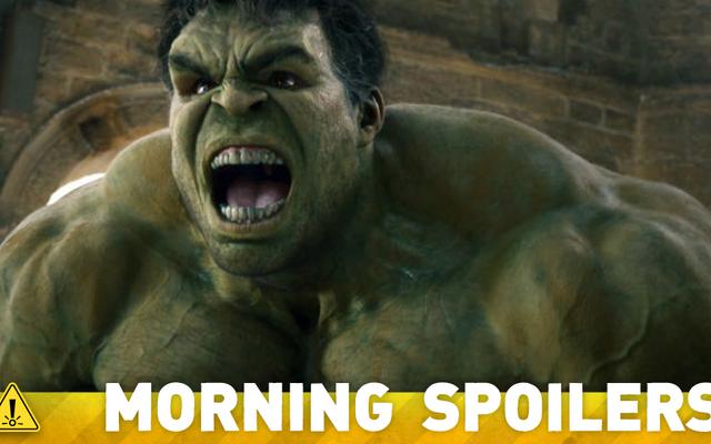 Tidak, Hulk juga tidak akan muncul di Guardians Of The Galaxy