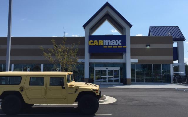 ハマーをCarMaxに売ろうとしたときに何が起こったのか