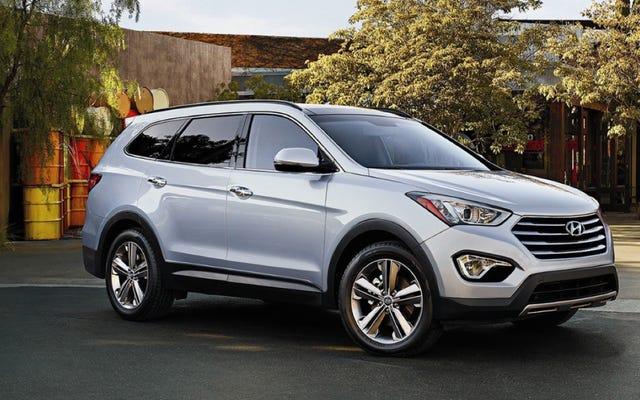 Hyundai Santa Fe: Jalopnik'in Satın Alma Rehberi