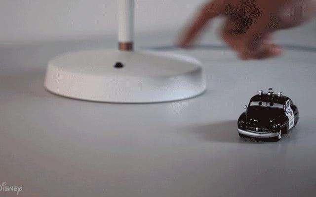 ディズニーは、LEDライトを互いに話し合う方法を見つけました
