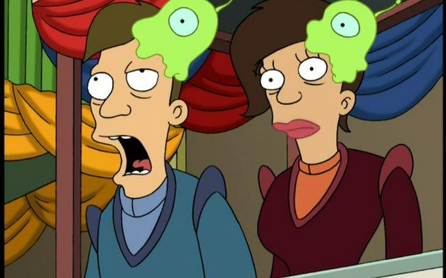 Des extraterrestres mangeurs de cerveau prennent le contrôle du Congrès, juste à temps pour l'élection de 2016!