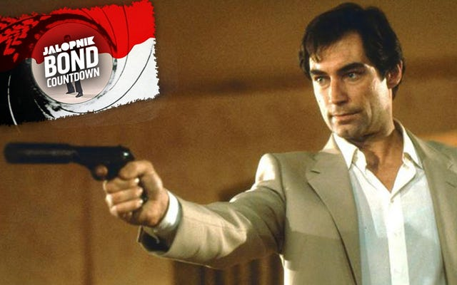 The Living Daylights: The Good Bond Movie cuyo nombre nunca recordarás