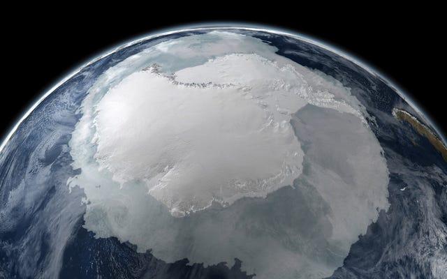 Wenn wir alle unsere fossilen Brennstoffe verbrennen würden, würden wir die Antarktis schmelzen