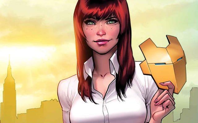 On dirait qu'Iron Man pourrait se rapprocher de l'ex-petite amie de Spider-Man