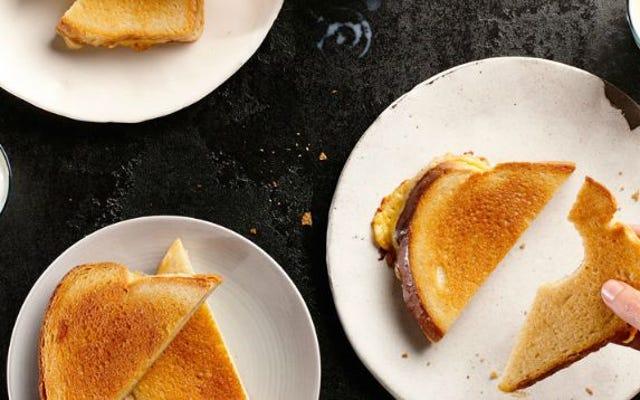 En Krem Peynirli Sandviç Yapmak İçin Krem Peyniri Kullanın