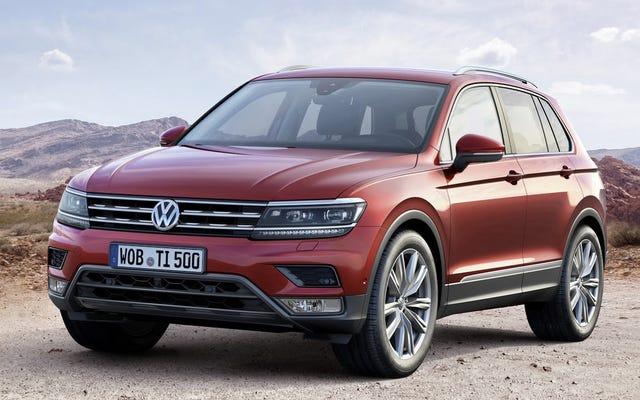 Volkswagen Tiguan 2017: Ini Dia