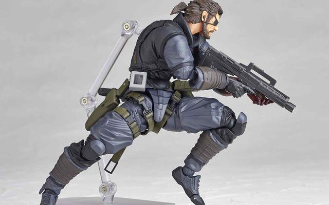 Mira esta figura de acción de Metal Gear Solid V