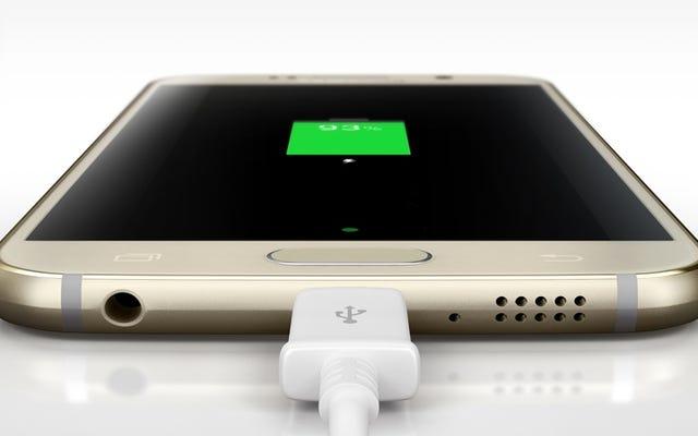 新しいQualcommチップは、35分でスマートフォンを0〜80%充電できます