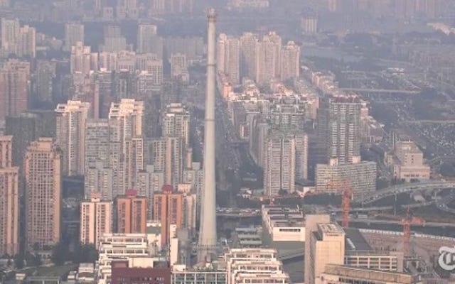 La Cina sta trasformando Pechino in una megalopoli sei volte più grande di New York