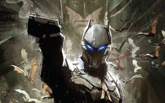 Il nuovissimo fumetto di Arkham Knight apporta alcuni accorti ritocchi a Batman Lore