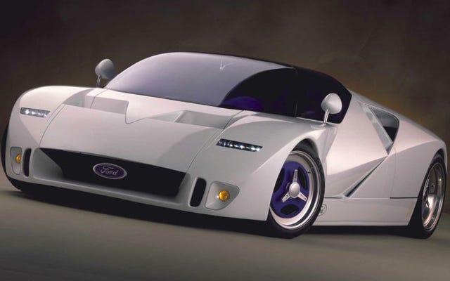 生産を見たことがない最高のコンセプトカーは何ですか?
