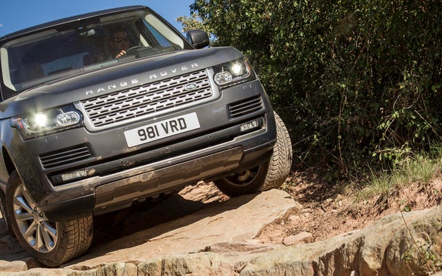 Land Rover'ın Off-Road Seyir Kontrolü Gerçekten Çalışıyor ve Bundan Nefret Ediyorum