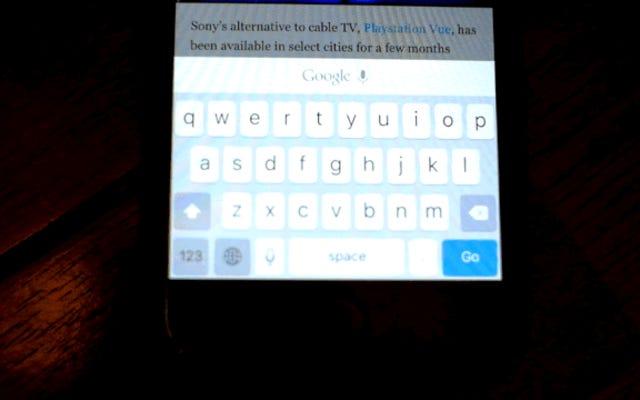 วิธีกำจัดแป้นพิมพ์ตัวพิมพ์เล็กขั้นต้นบน iPhone ของคุณใน iOS 9
