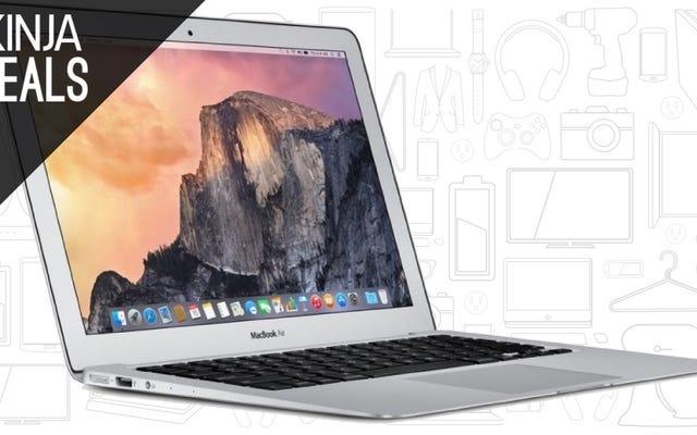 Kup MacBooka Air 256 GB w cenie modelu 128 GB