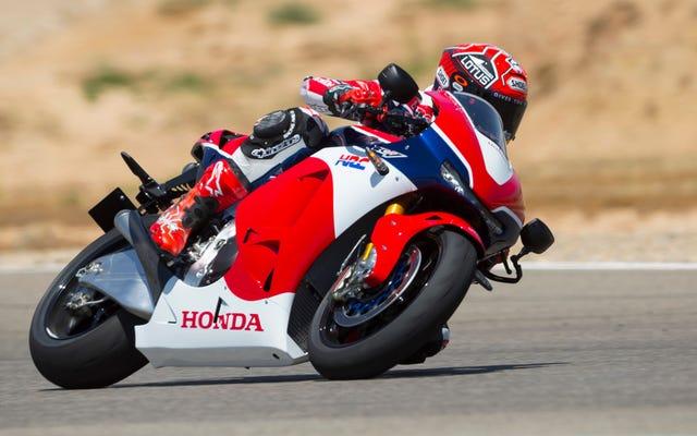 Meta Review Honda RC213V-S: vale $ 184.000