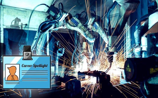 キャリアスポットライト:製造エンジニアとして私がしていること
