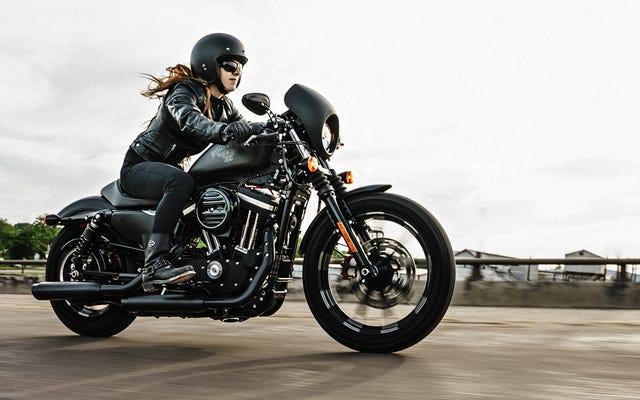 Pruebe una Harley-Davidson y podría ganar una motocicleta gratis ... si está en Europa
