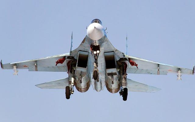 Des avions de combat russes sont en Syrie, un chef de l'armée de l'air veut une base de rapaces en Europe