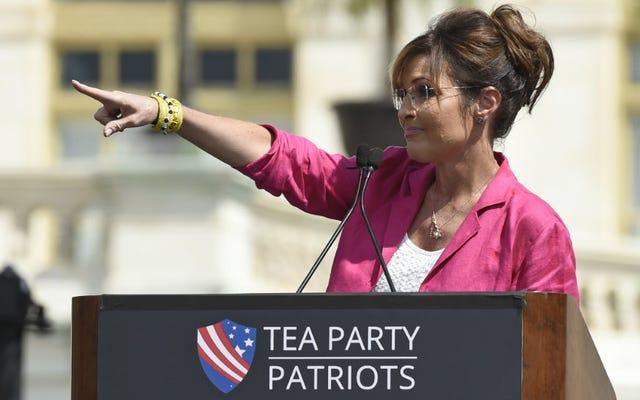 Sarah Palin: Ahmed Mohamed est un terroriste, probablement ou au moins `` obstiné ''