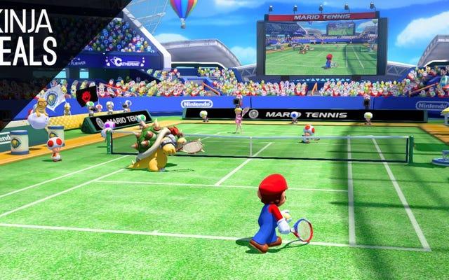 Ahorre $ 20 en su reserva de Mario Tennis Ultra Smash