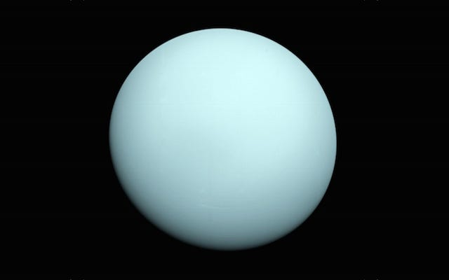 """La curiosa storia di quando Urano veniva semplicemente chiamato """"George"""""""