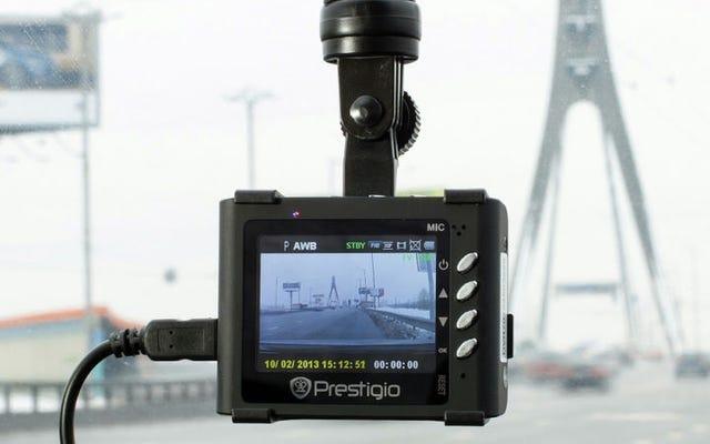 Une caméra embarquée vous aidera-t-elle réellement après un accident de voiture?