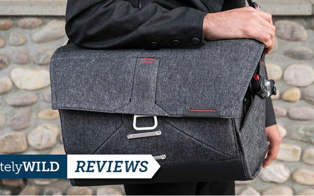Đánh giá thiết kế đỉnh cao mỗi ngày Messenger: Túi máy ảnh hoàn hảo?