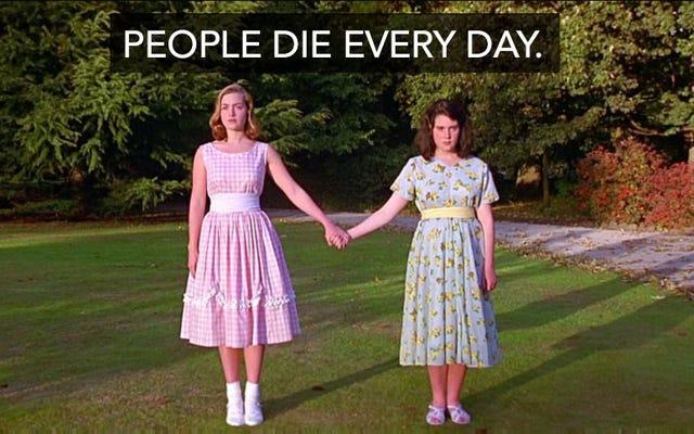 มิตรภาพที่คุณอยากฆ่า: จินตนาการที่บิดเบี้ยวของพอลลีนและจูเลียตสิ่งมีชีวิตบนสวรรค์