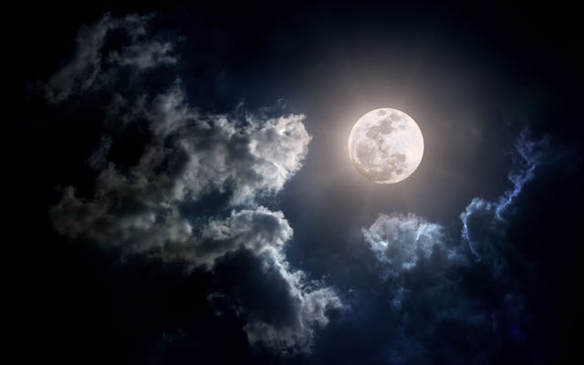 Wie man gute Fotos vom Mond macht, ohne ein Experte für Fotografie zu sein