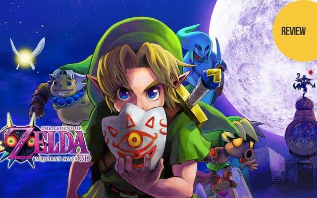 The Legend of Zelda: Majora's Mask 3D: The Kotaku Review