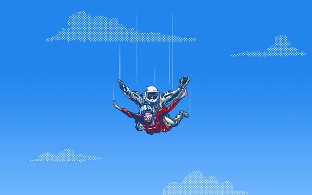 À quoi s'attendre la première fois que vous sautez d'un avion