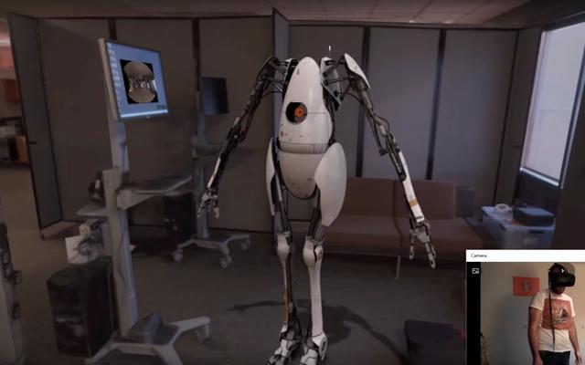 Menonton Demo VR yang Mengesankan dari A Guy Run Valve Mungkin Membuat Anda Sedikit Mual