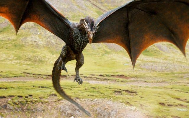 Adivinha quem foi visto no set de Game of Thrones