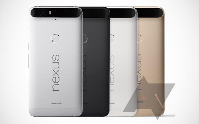 Сводка слухов о Nexus 5X и 6P: все, что мы думаем, что знаем [обновлено]
