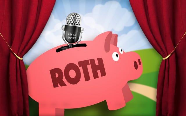 専門家に尋ねる:RothIRAの管理について