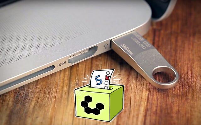 Pięć najlepszych dysków flash USB 3.0