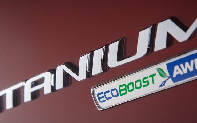 フォードの「EcoBoost」は本当に良いマーケティングスキームです