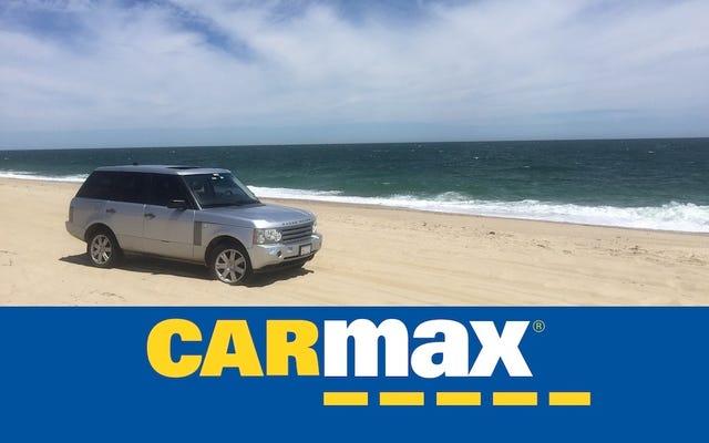 Range Rover'ımın CarMax Garantisinin Yarısı Bitti ve Bana 6000 Dolardan Fazla Tasarruf Sağladı