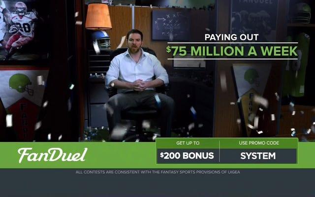 FanDuelは、ジョージア工科大学のプレーヤーの画像を使用して、普及しているFanDuel広告の知識を否定します[更新]