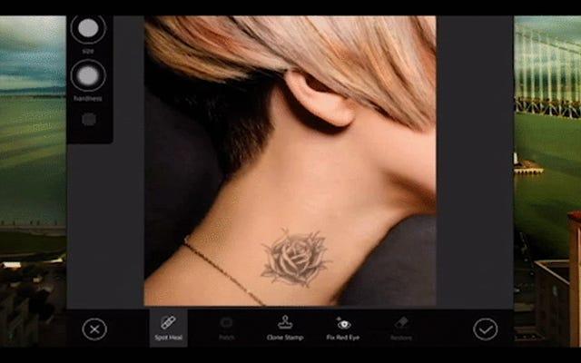 फोटोशॉप फिक्स सेल्फी फिक्स करने के लिए सबसे अच्छे फ्री ऐप्स में से एक है