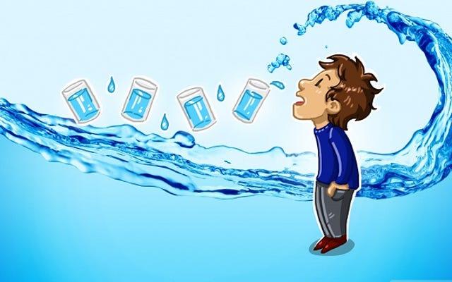 Comment vous inciter à boire plus d'eau chaque jour