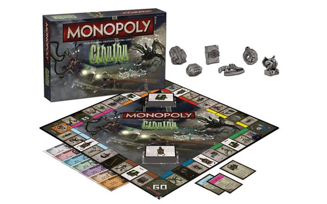 Ктулху присоединяется к единственной более злой сущности во Вселенной: монополии