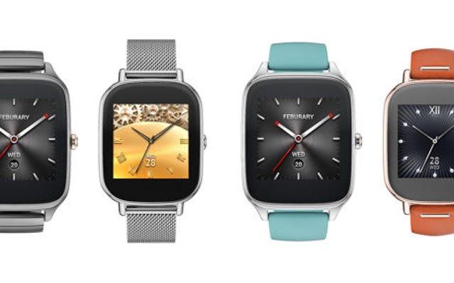 L'Asus ZenWatch 2 è uno smartwatch dannatamente bello per non troppi soldi