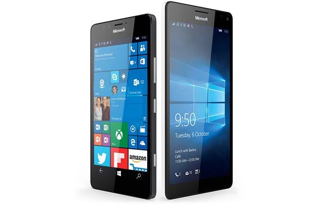 Новые Lumia 950 и 950 XL от Microsoft - смартфоны-монстры с Windows 10