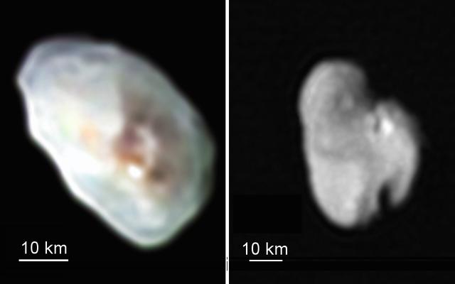 Salut les minuscules lunes de Pluton!